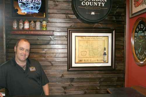 Jason Alvey, owner, Four Firkins