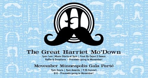 Movember-gala