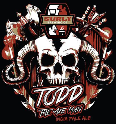 Surly_todd-the-axe-man_logo