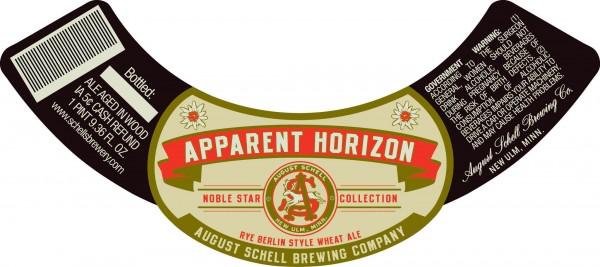 Schell's Apparent Horizon