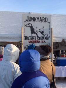 Junkyard Booth
