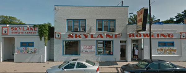 The Old Skylane Bowl