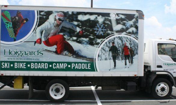 Hoigaard's Box Truck