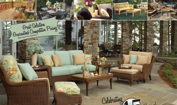Hoigaard's Patio Furniture Ads