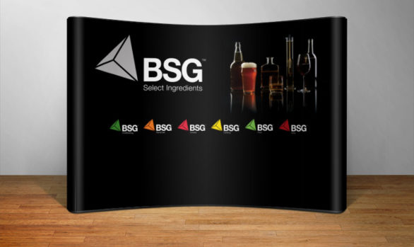 BSG Trade Show Materials
