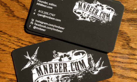 MNBeer Logo and Collateral