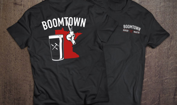 BoomTown T-Shirts