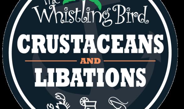 Crustaceans & Libations Logo