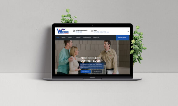 Western Refrigeration Website