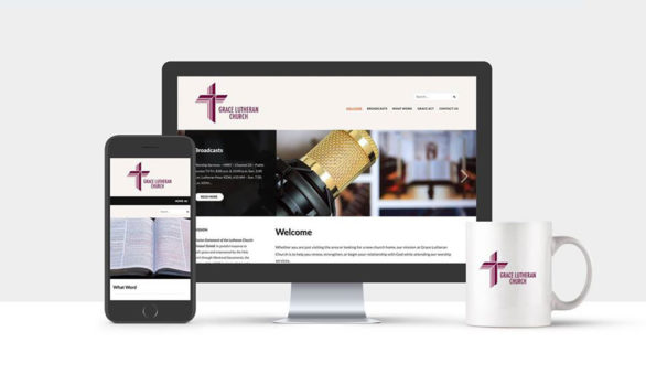 Grace Lutheran Church Website