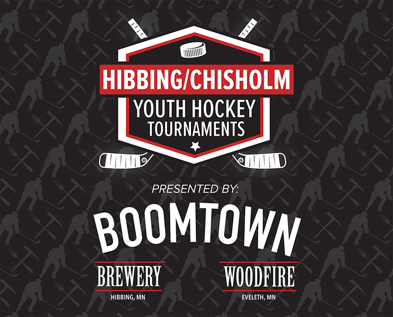 Hibbing/Chisholm Youth Hockey Banner