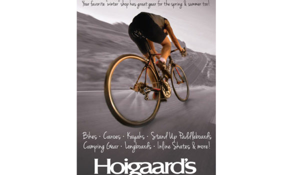 Hoigaard's Outdoor Products Print Ads