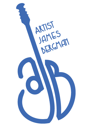 Artist James Bergman Logo