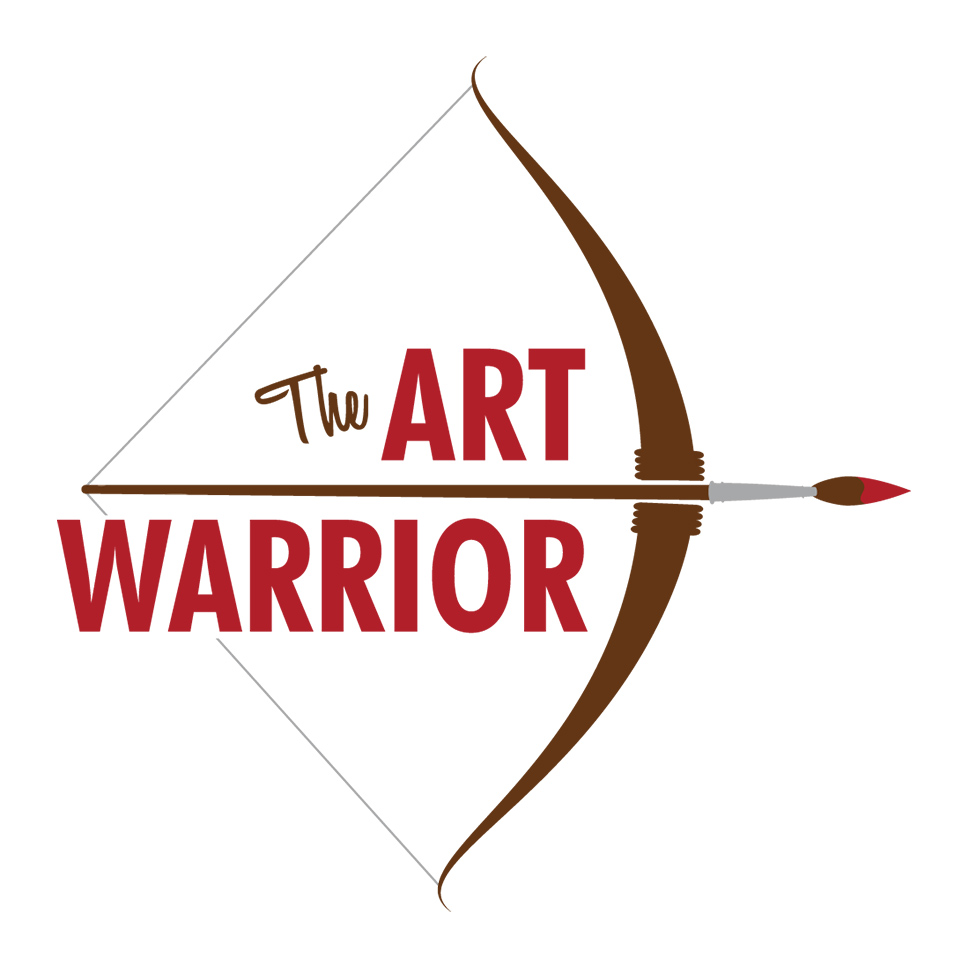 The Art Warrior Logo
