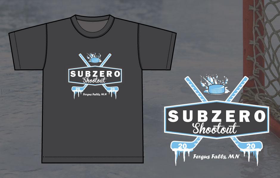 Subzero Shootout Logo