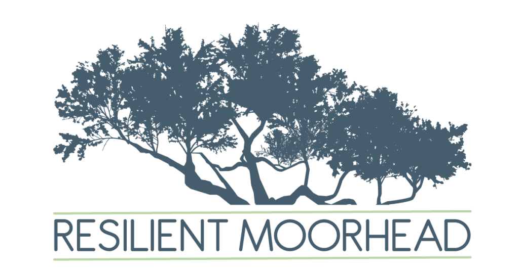 Resilient Moorhead logo